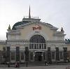 Железнодорожные вокзалы в Дятьково