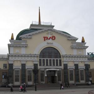 Железнодорожные вокзалы Дятьково